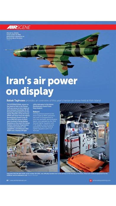 download AIR International Magazine apps 0