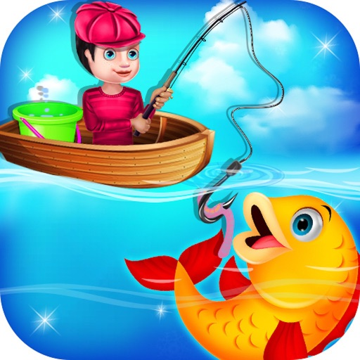 Fisher Man Fishing Game