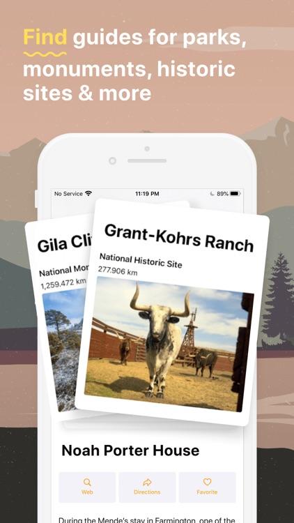 ParkQuest National Park Guide