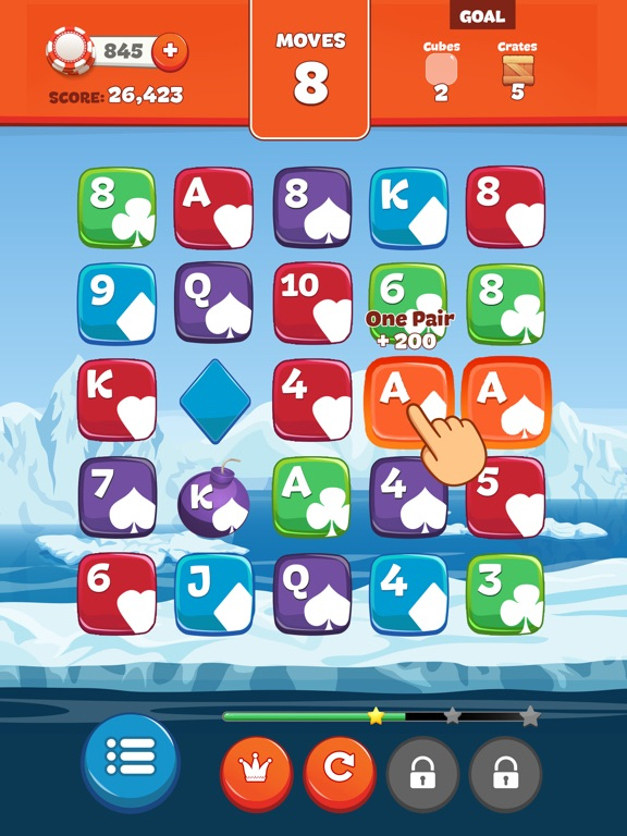 Poker Blast! screenshot #2