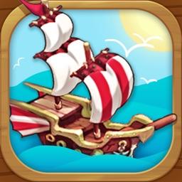 海盗来了—全新放置类海战手游