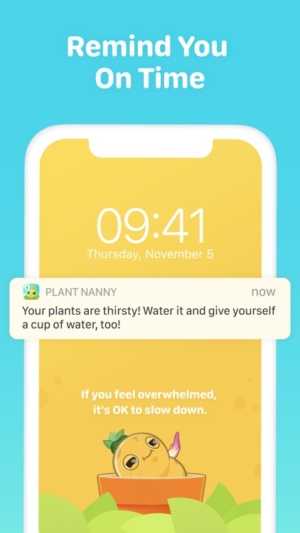 Plant Nanny² Water Tracker Log screenshot-4