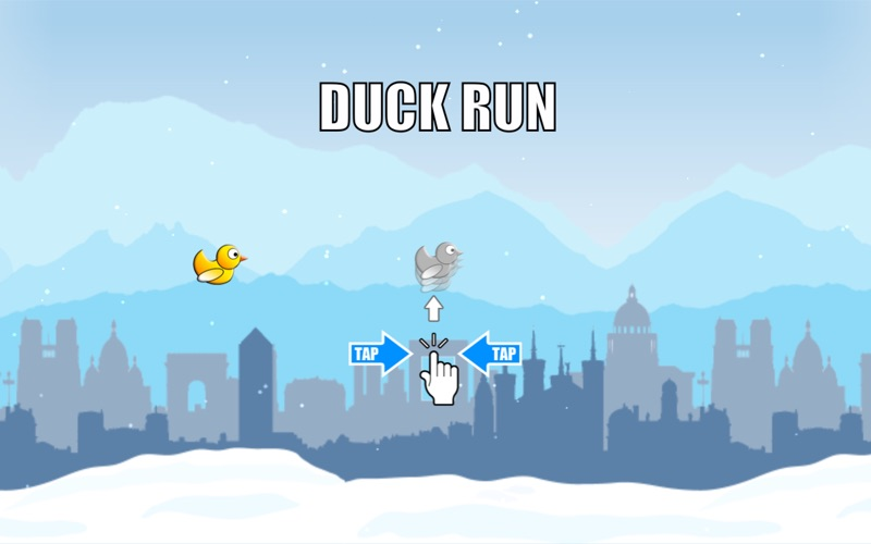 Duck Run screenshot 1
