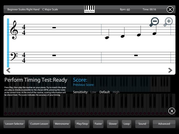 Piano Lessons & Learn screenshot-3