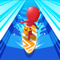 App Icon for Water Race 3D: Aqua Music Game App in United States IOS App Store