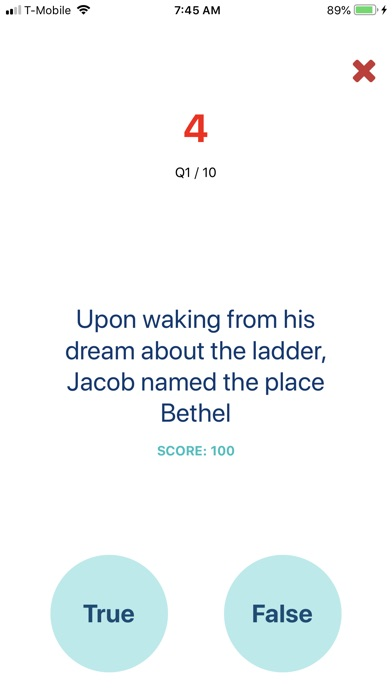 Screenshot for JacobsLadder in Poland App Store