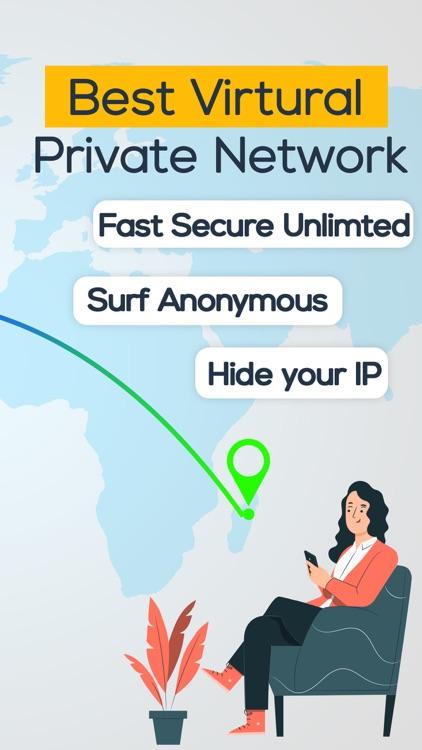 Ad Blocker No Ads & VPN Super screenshot-3