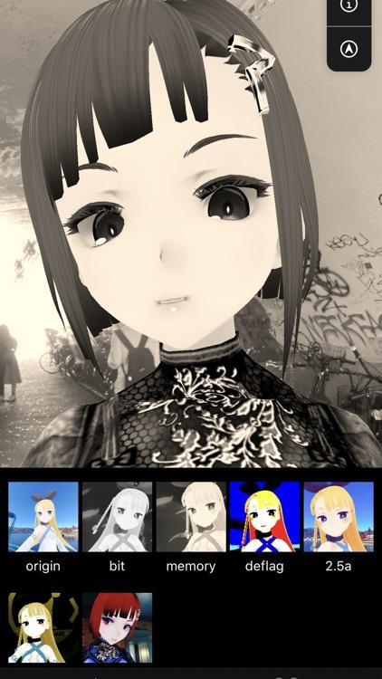vear - Anime Avatar Camera