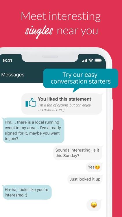 SilverSingles: Dating Over 50 screenshot-3