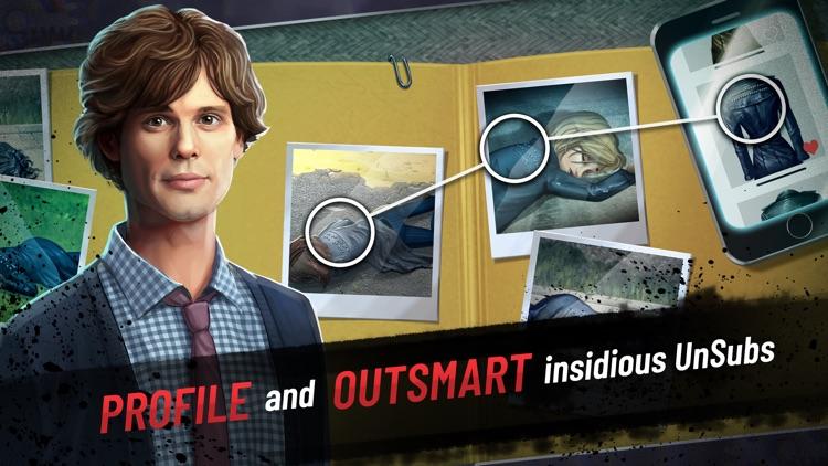 Criminal Minds The Mobile Game screenshot-4