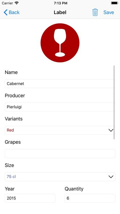 My wine cellar pro screenshot-4