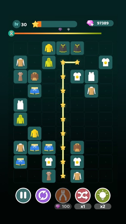 Connect-Pair Matching Puzzle screenshot-7