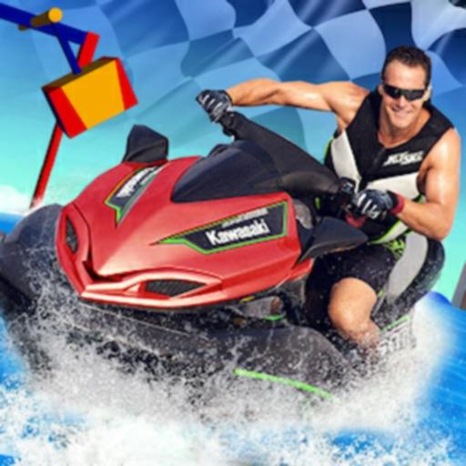 Racing Offroad Jetski