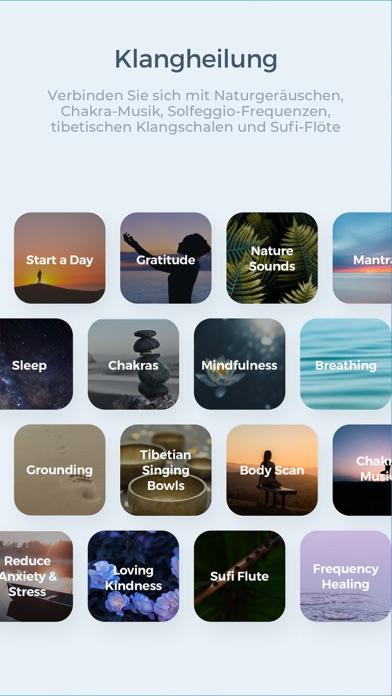 be&one: Meditation & SchlafScreenshot von 8