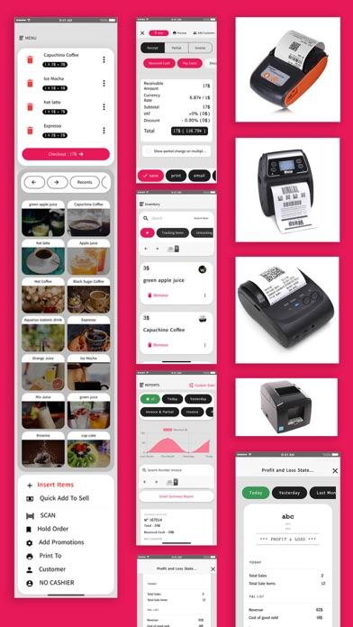 Screenshot for POS 4 Bluetooth Printer in Saudi Arabia App Store