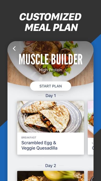 Fitness Buddy+ Train At Home screenshot-4
