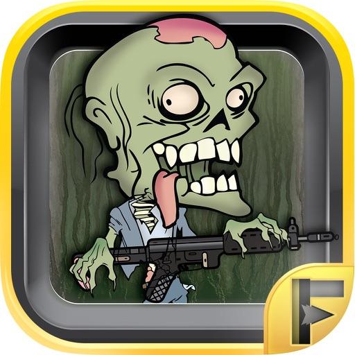 Zombies Vs Humans Battle