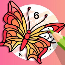 Color By Number - Fun Coloring