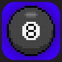 Magic 8 bit 8 ball