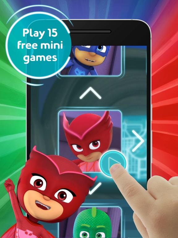 pj masks app