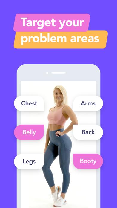 Fitingo®- Weight Loss Workouts Screenshot