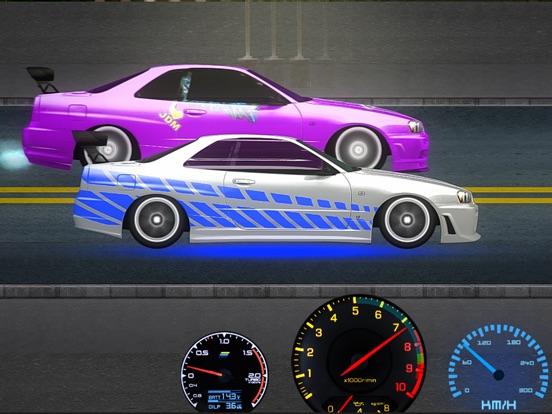JDM Tuner Racing - Drag Race screenshot 5