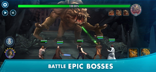 ‎Star Wars™: Galaxy of Heroes Screenshot
