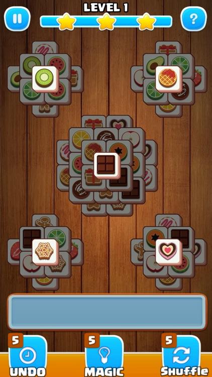 Tile Match Sweet: Triple Match screenshot-5