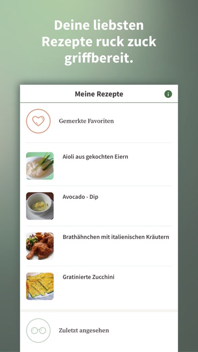 Screenshot for Chefkoch Low Carb in Germany App Store