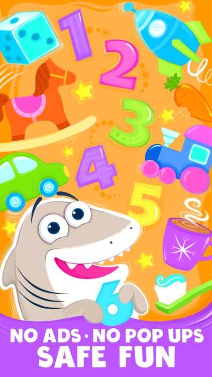 Countimals Number School screenshot-4