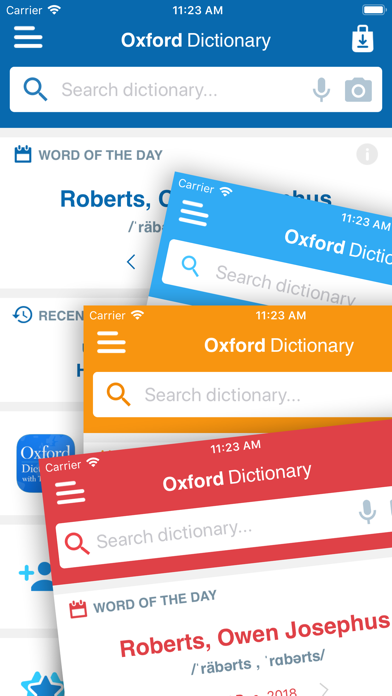 New Oxford American Dictionary with Audio App Profile  Reviews