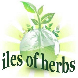 iles of herbs