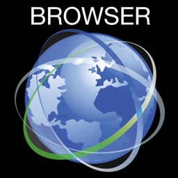 Full Screen Web Browser App