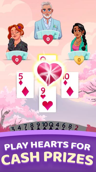 Big Hearts - Card Game screenshot 2
