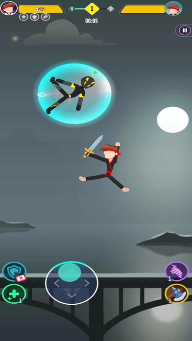 Stickman Battle screenshot 7