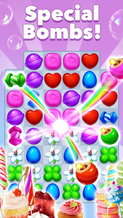 download Candy Frenzy - Match Sugar apps 1