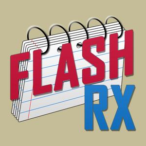 FlashRX - Top 250 Drugs app