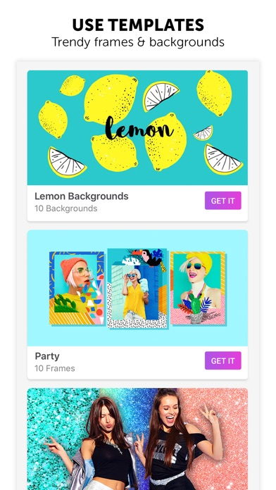 download PicsArt Photo Editor + Collage apps 3