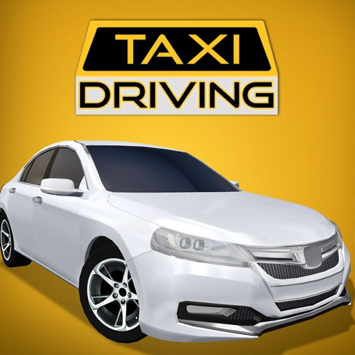 Сумасшедший Такси Симулятор