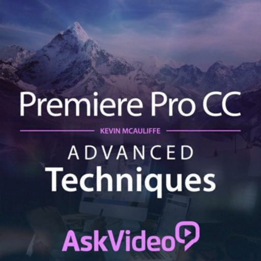 Adv Course For Premiere Pro CC