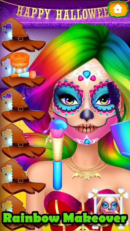 Halloween Makeover Simulator