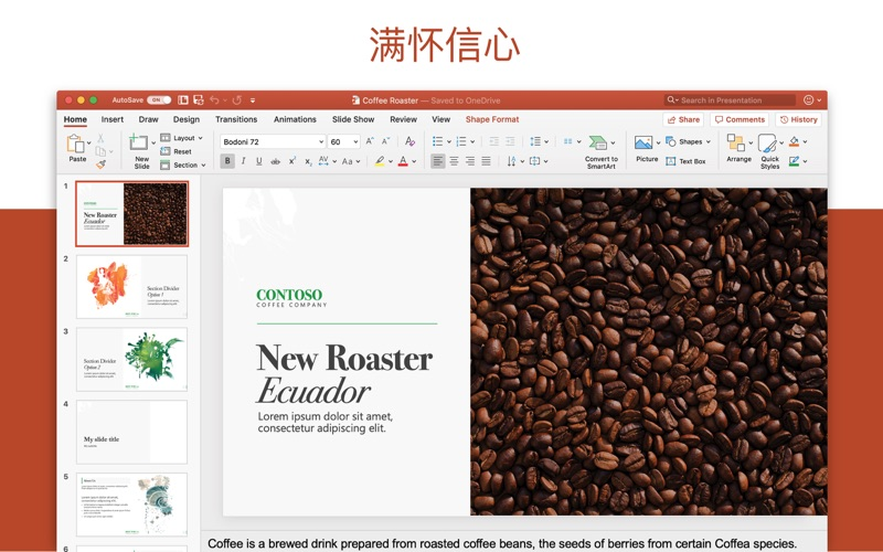 Microsoft PowerPoint for Mac