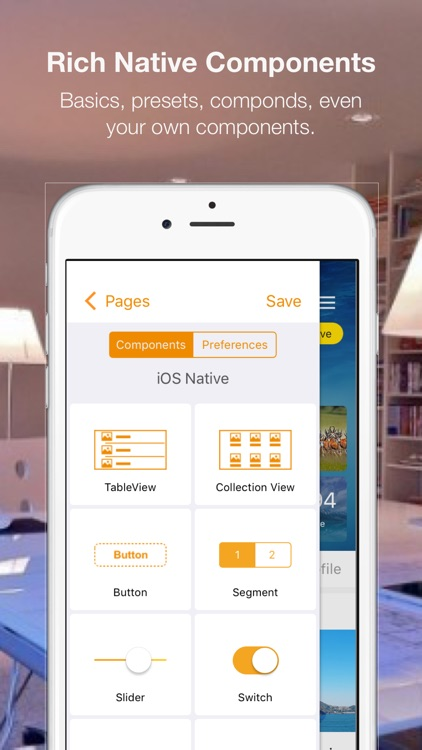 Xpage - Prototyping Design screenshot-0