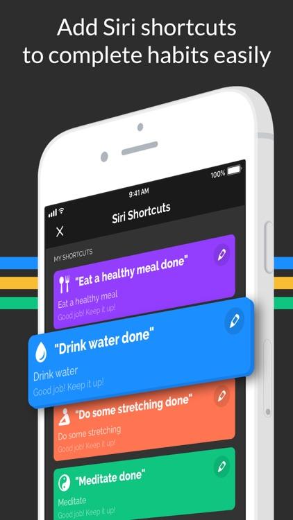 Productive - Habit Tracker screenshot-5