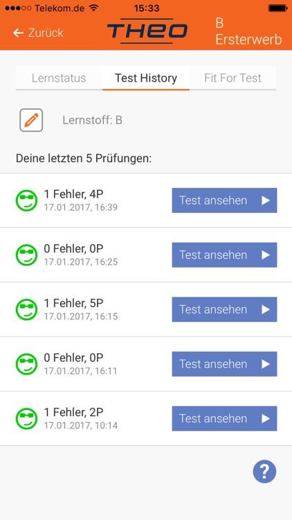 Theo - Führerscheintrainer screenshot-7
