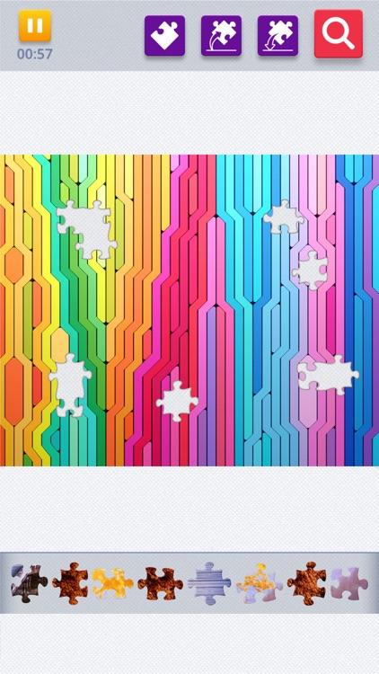 Jigsaw Puzzle on iPad & iPhone screenshot-9