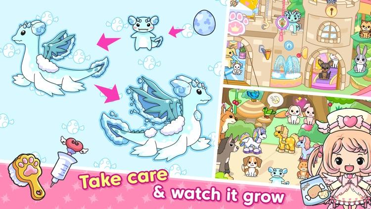 Jibi Land : Princess Castle screenshot-6