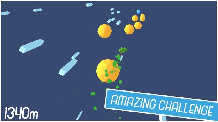 Jump Road 3D: Color Balls Run