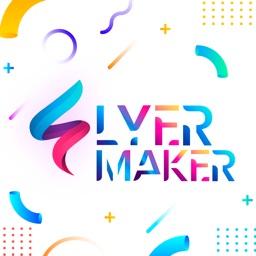 Flyer Maker: Graphic Designer