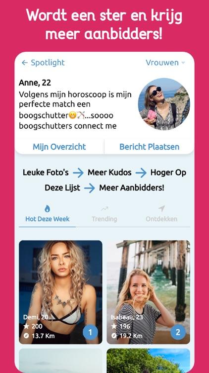 Dazzle — Dating, Chat, Ontmoet